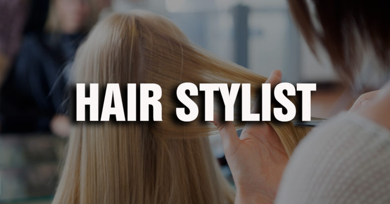 Hair Stylist Job Description
