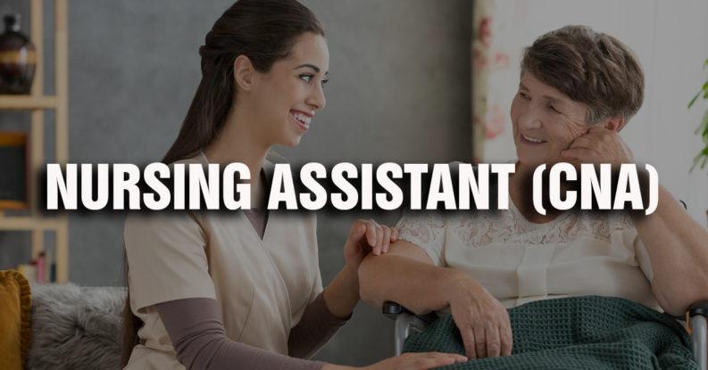 nursing assistant cna job description