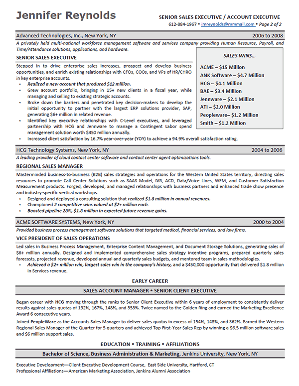 Page 20 – Resume and Cover Letter Examples and Writing Guides
