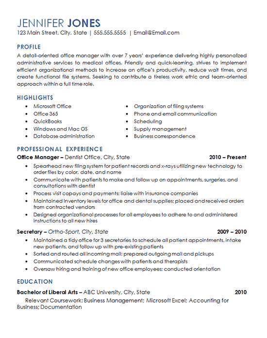 Arts Administration Cover Letter from www.resume-resource.com